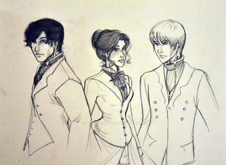 will_tessa_and_jem_sketch_by_kara_lija-d47u1c0